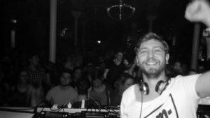 Gilmohr im Club Gretchen Berlin